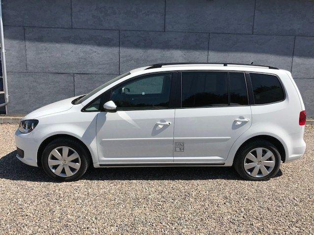 VW Touran TDi 140 Comfortline BMT Van