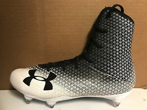 f8edf0b42 Image is loading Under-Armour-Highlight-Select-D-Football-Cleats-3019808-