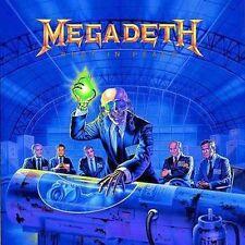 Rust in Peace [Bonus Tracks] [Remaster] by Megadeth (CD, Jul-2004, Capitol)