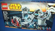 LEGO 75093 DEATH STAR FINAL DUEL ~ STAR WARS NISB new HTF retired
