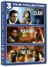 Client The Pelican Brief a Time to Kill 5051892117968 DVD Region 2
