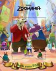 Disney - Zoomania von Walt Disney (2016, Gebundene Ausgabe)