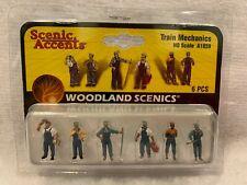 WOODLAND SCENICS HO SCALE TRAIN MECHANICS BN1859 6