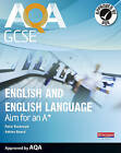 AQA GCSE English and English Language Student Book: Aim for an A* by Peter Buckroyd (Paperback, 2010)
