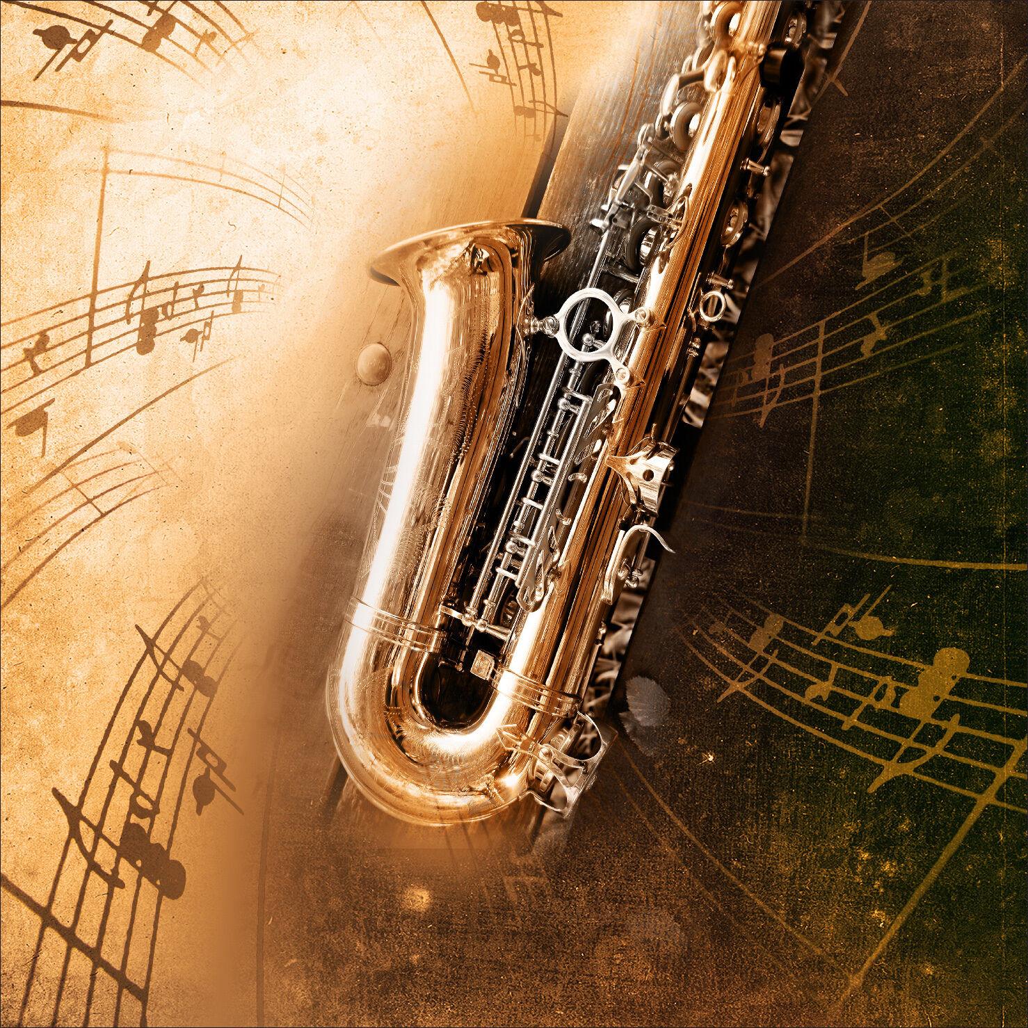 Sticker mural autocollant déco : Saxophone réf 4532 (25 diHommes diHommes diHommes sions) | De Haute Sécurité  | Outlet Online Shop  | être Nouvelle Dans La Conception  | Promotions  5876d7