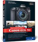 Canon EOS 70D von Christian Westphalen und Holger Haarmeyer (2014, Gebundene Ausgabe)