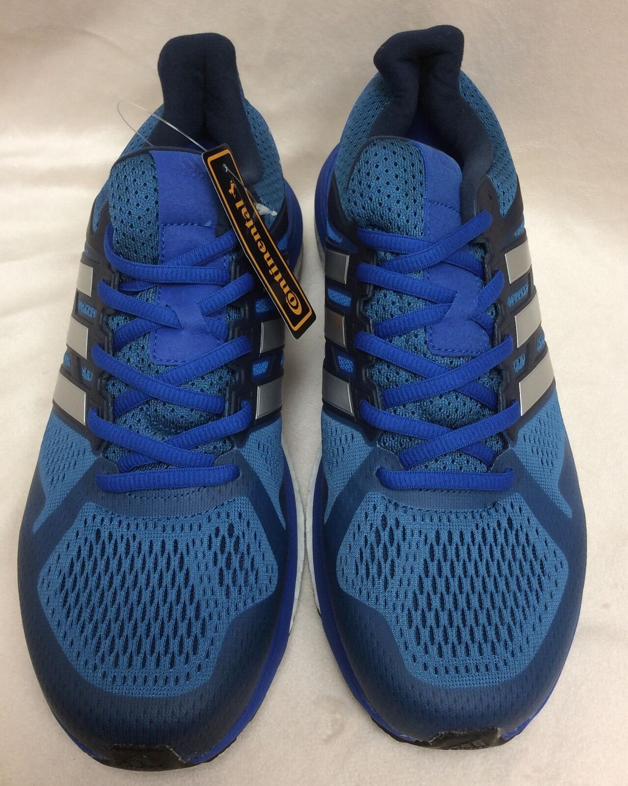 Adidas Boost Supernova St Continental Men's Running Shoes Blue Size 9.5