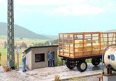 Busch 1649 H0 Bausatz LKW Waage 1:87
