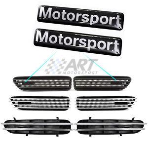 Pegatinas-adhesivos-Motorsport-rejillas-de-ventilacion-compatible-con-Bmw-M3-M5