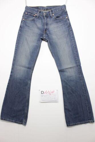 Tg Usato 516 44 L34 cod Levi's Jeans Flare W30 Boyfriend Bootcut d1169 w8UXBSHq