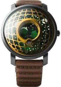 NEW-Xeric-Trappist-1-Moonphase-Brass-Green-AUTHORIZED-DEALER