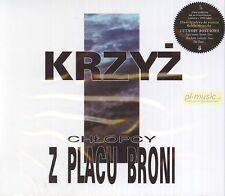 = CHLOPCY Z PLACU BRONI - KRZYZ  / CD sealed