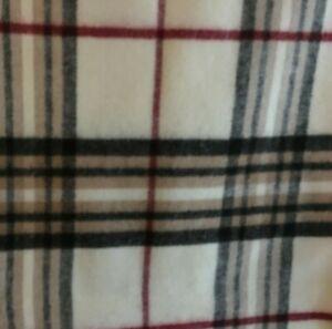 Soft-Winter-Scarf-Unisex-Muffler-w-Fringe-Plaid-Cream-Taupe-Black-Dillards-68x11