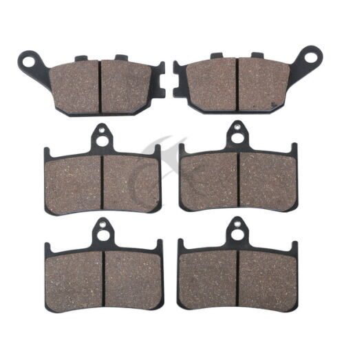 Motorcycle Disc Front & Rear Brake Pads For HONDA CB 1000 SF 1993-1997 1994 1995