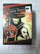 V for Vendetta (DVD)  Best Buy Limited Editiion - Zone 1 US