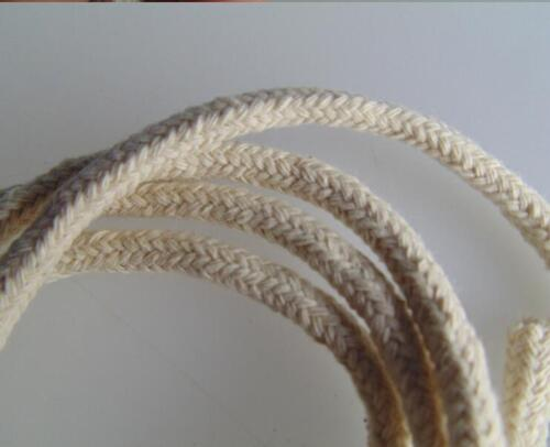 1M long brûleur de mèche de coton pour lampe d/'alcool péFRole kéros~PL