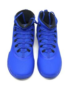 327f4e3cabb3 Jordan Ultra Fly 2 Blue TB Nike Mens Basketball Shoe Sneakers 12.5 ...