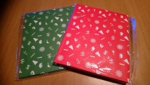 Scellé Foo Fighters Vert 20th LTD ED Anniversaire Papier cadeau de Noël