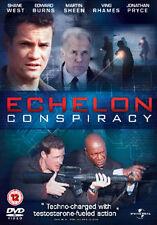 ECHELON CONSPIRACY - DVD - REGION 2 UK