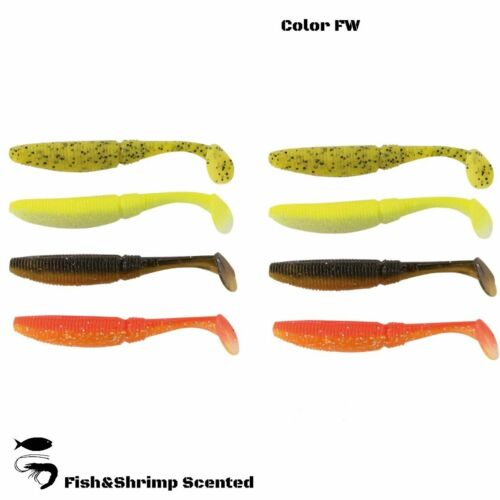 HART SOFT /& SCENTED LURE ABSOLUTE MINNOW 85mm