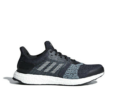 adidas Ultra Boost ST Parley Stability Running Shoe Men Dark Blue, Light Blue