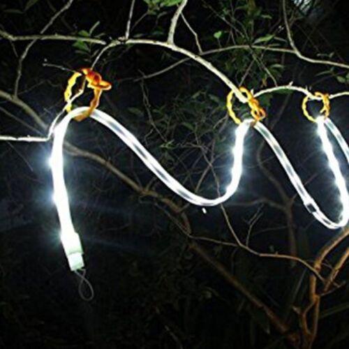5ft Multi-function Luminoodle LED Strips Camping Lantern System USB Powered