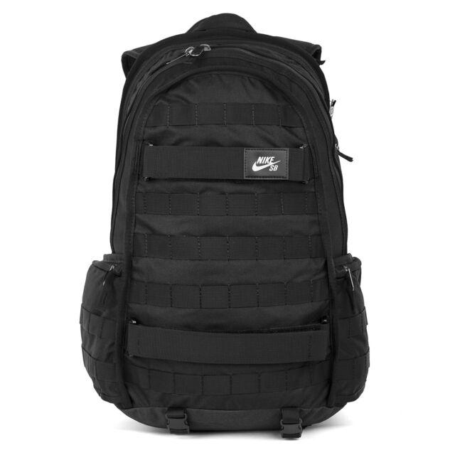 Nike SB Skateboard Rucksack RPM Backpack schwarz 26 Liter mit Laptopfach