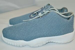 7f3d72403c1690 Nike Air Jordan Future Low Grey White Roshe Retro 11 724813-003 Size ...
