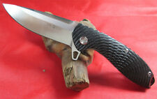 New TwoSun G10 Handle D2 Blade Ball Bearings Fast Open Pocket Folding Knife TS11