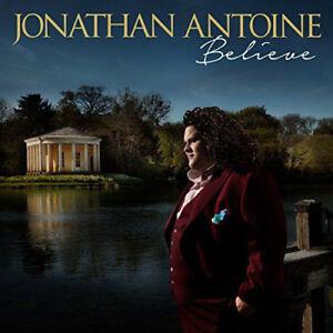 JONATHAN-ANTOINE-Believe-13-trk-CD-album-2016-BRAND-NEW-Britain-039-s-Got-Talent