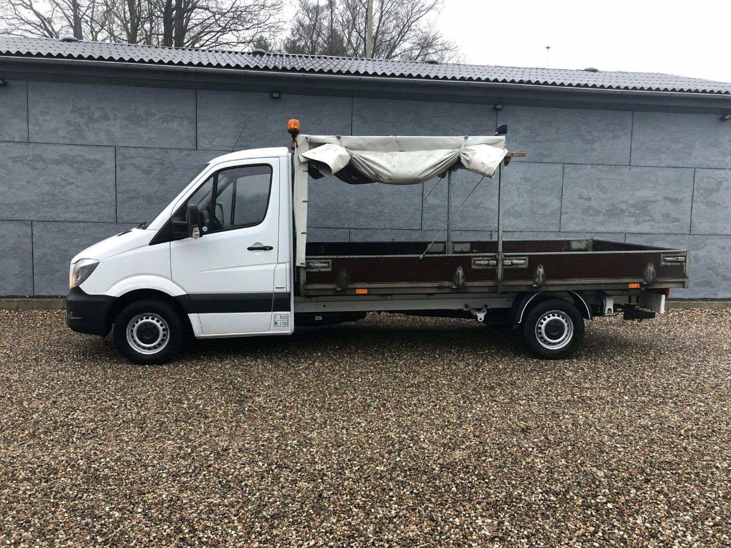 Mercedes Sprinter 316 CDi R3 Chassis