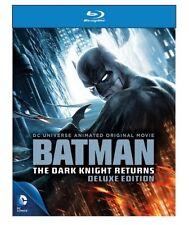 BATMAN : THE DARK KNIGHT RETURNS (Sp edition)  -  Blu Ray - Sealed Region free