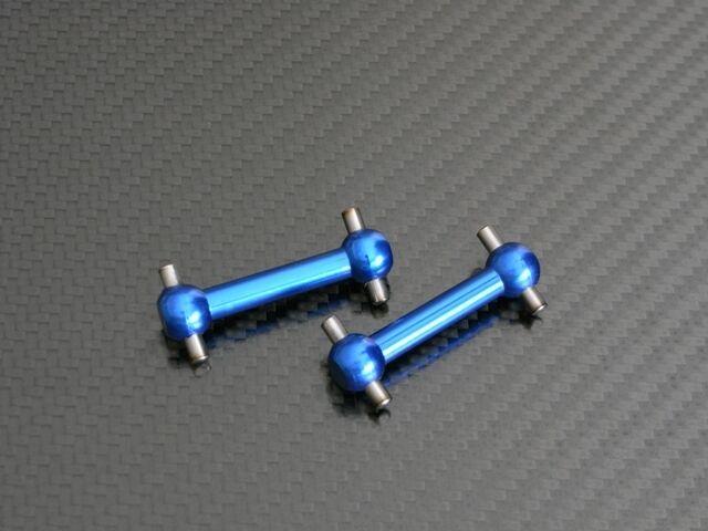 Dogbones, Knochen vorne oder hinten f. Tamiya TT-01 TT01 Alu