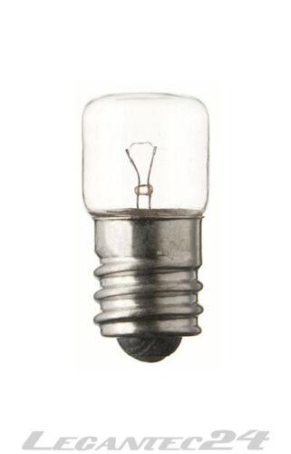 Ampoule 42v 5w e14 16x35mm Ampoule Lampe Ampoule 42 volts 5 watts NEUF
