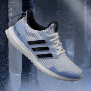 8d94b797a93 Adidas Ultra Boost 4.0 Game of Thrones White Walkers Size 11.5 ...