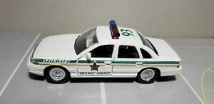 ROAD-CHAMPS-ORANGE-COUNTY-SHERIFF-039-S-OFFICE-1-43-SCALE-DIECAST-METAL-POLICE-CAR