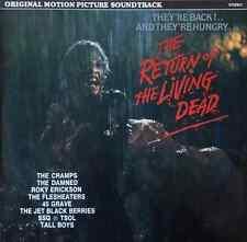 V/A - The Return Of The Living Dead: Original Motion Picture Soundtrack (LP)