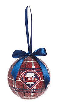 Philadelphia Phillies 100 MM LED Ball Ornament | eBay