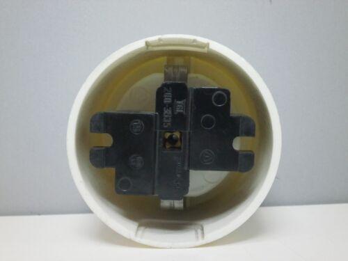 TGL 200-3835 EU 250V 16A 2-Pole Socket Outlet Receptacle IP41 German Steckdose
