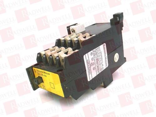 USED T EATON CORPORATION DIL08-44-220V//50HZ-240V//60HZ DIL0844220V50HZ240V60HZ
