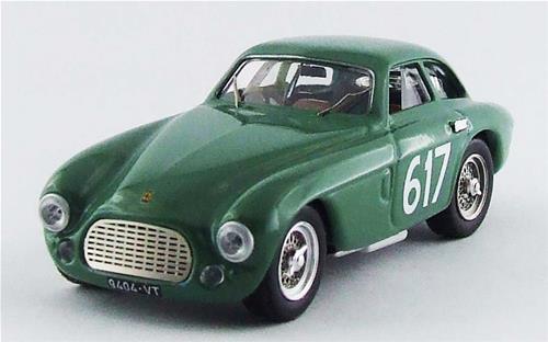 Ferrari 212 Export Berlinetta Mille Miglia 1953 Gerini Art Model 1 43 ART324