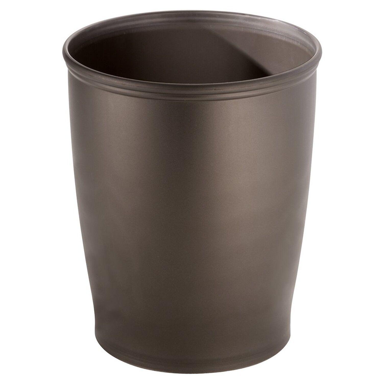 Home Trash Can Bathroom Organizers Bathware Storage Wastebas