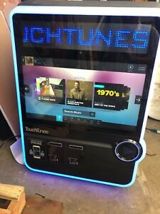 Details about TouchTunes Virtuo 2 Digital Internet Jukebox 26