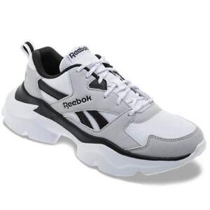 Details about Reebok DV8338 Royal Bridge 3 0 Running shoes white grey black  sneakers