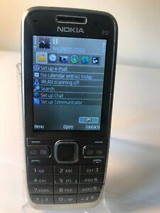 Nokia-E52-Gris-Plata-Desbloqueado-Telefono-Inteligente-Movil