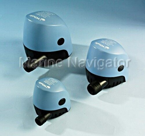 WHALE ORCA 1300 82l/min elektrische Bilgepumpe 24V - 82l/min 1300 9c46b1