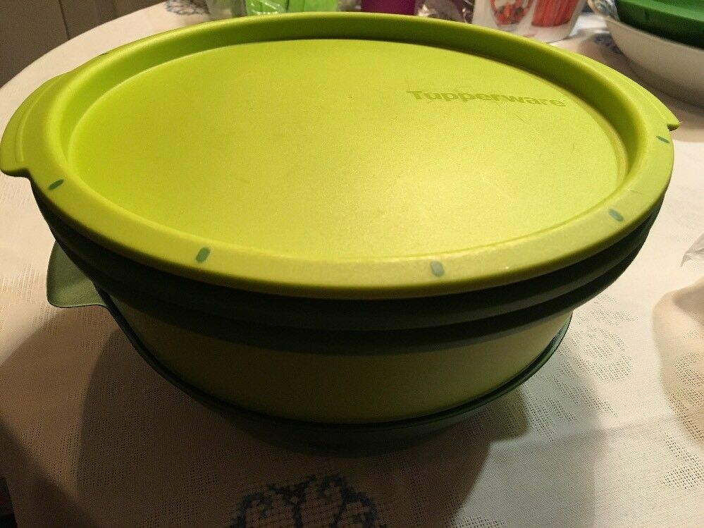 Tupperware Tupper Microgourmet Dampfgarer Gebraucht, Aber Wie Neu