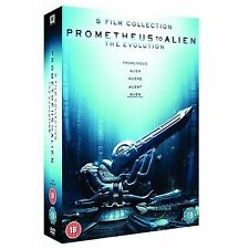 Prometheus To Alien Evolution collection Box Set 1-5 films BRAND NEW & SEALED