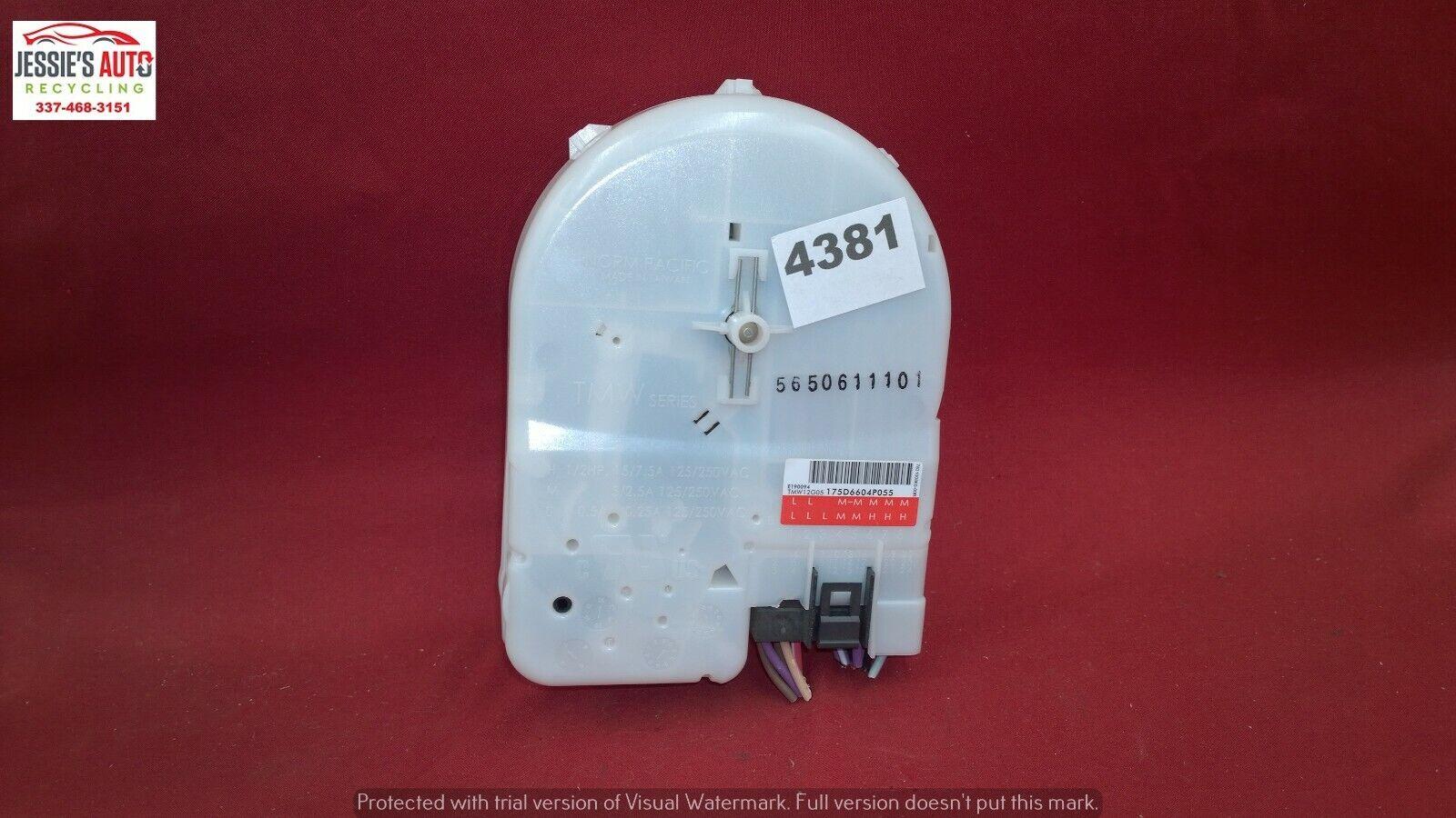 Machine à laver//lave-linge Sèche-Linge Tambour Courroie D/'entraînement 1245J5 pour Hotpoint WD51 WM51