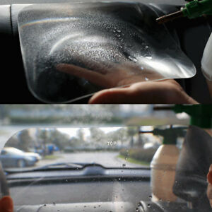Auto Car Vehicle Rear Window Parking Reversing Wide Angle Fresnel Lens Sticker d